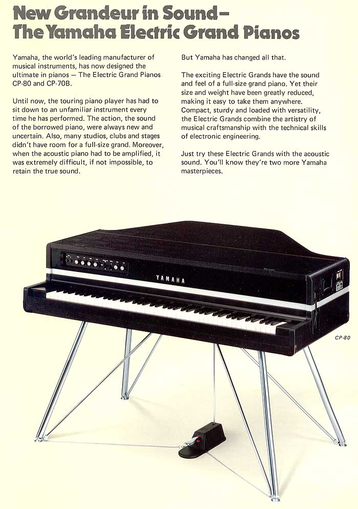 yamaha cp 80 joehungry rh joehungry com Yamaha Outboard Manual Yamaha Electric Grand Piano